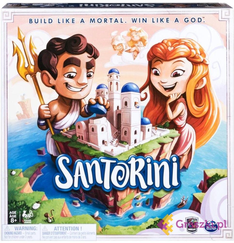Santorini | Uszkodzone